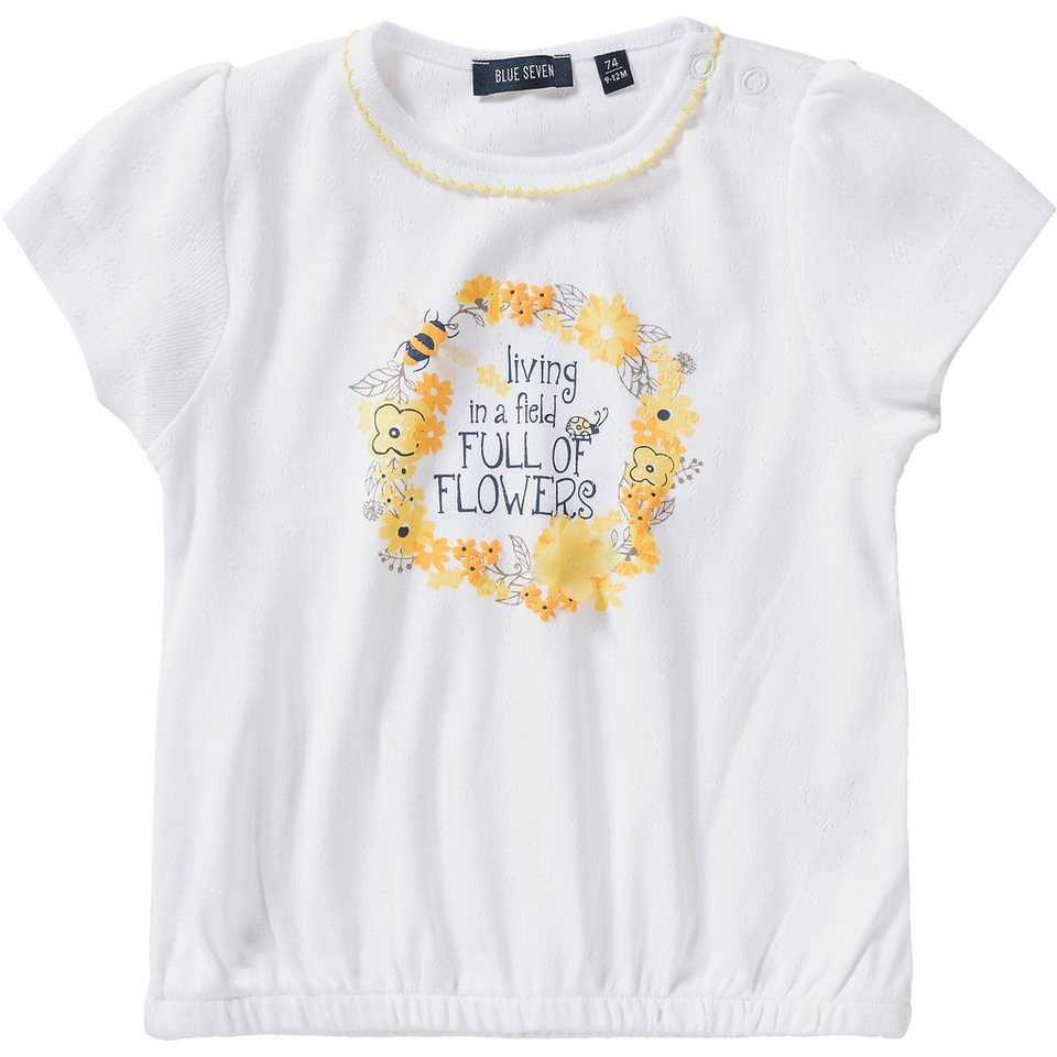 8ebfe464e37fe4 Blue Seven Baby T-Shirt für Mädchen