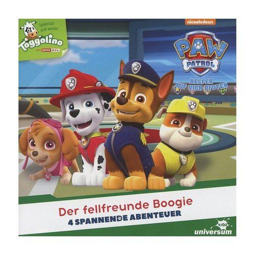 Universum Hörspiel »CD Paw Patrol 2 - Der fellfreunde Boogie«
