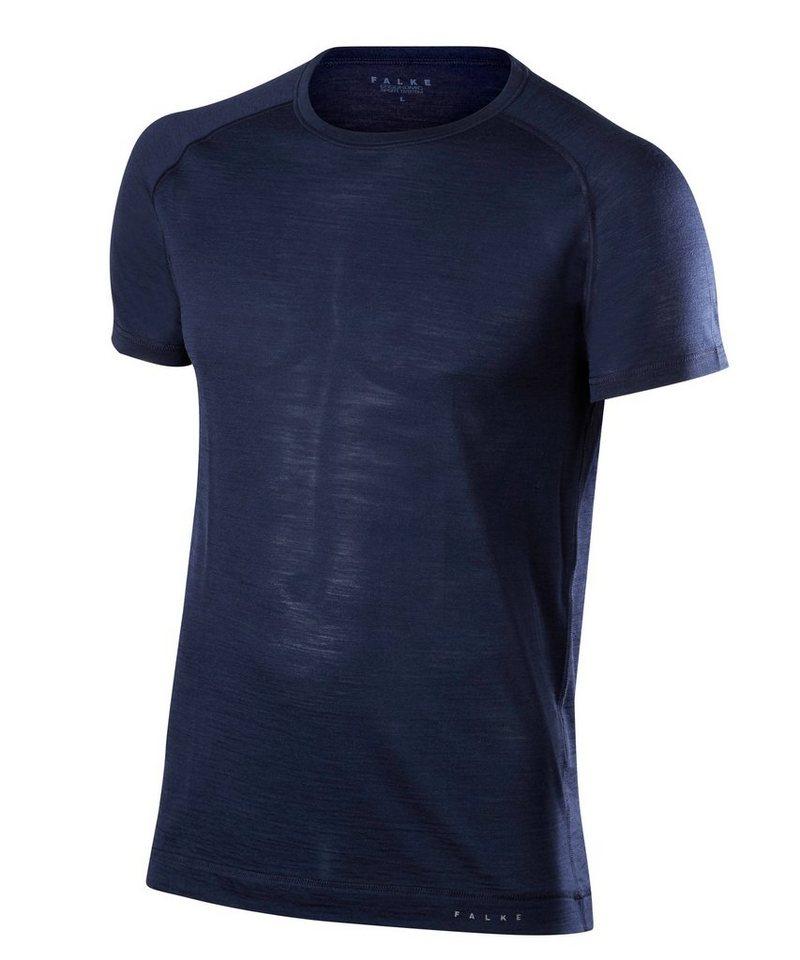 falke -  Funktionsshirt »Silk-Wool« Merinowolle/Seide-Mix