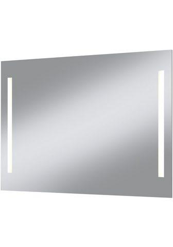welltime LED-Lichtspiegel »Miami« 100 x 70 cm