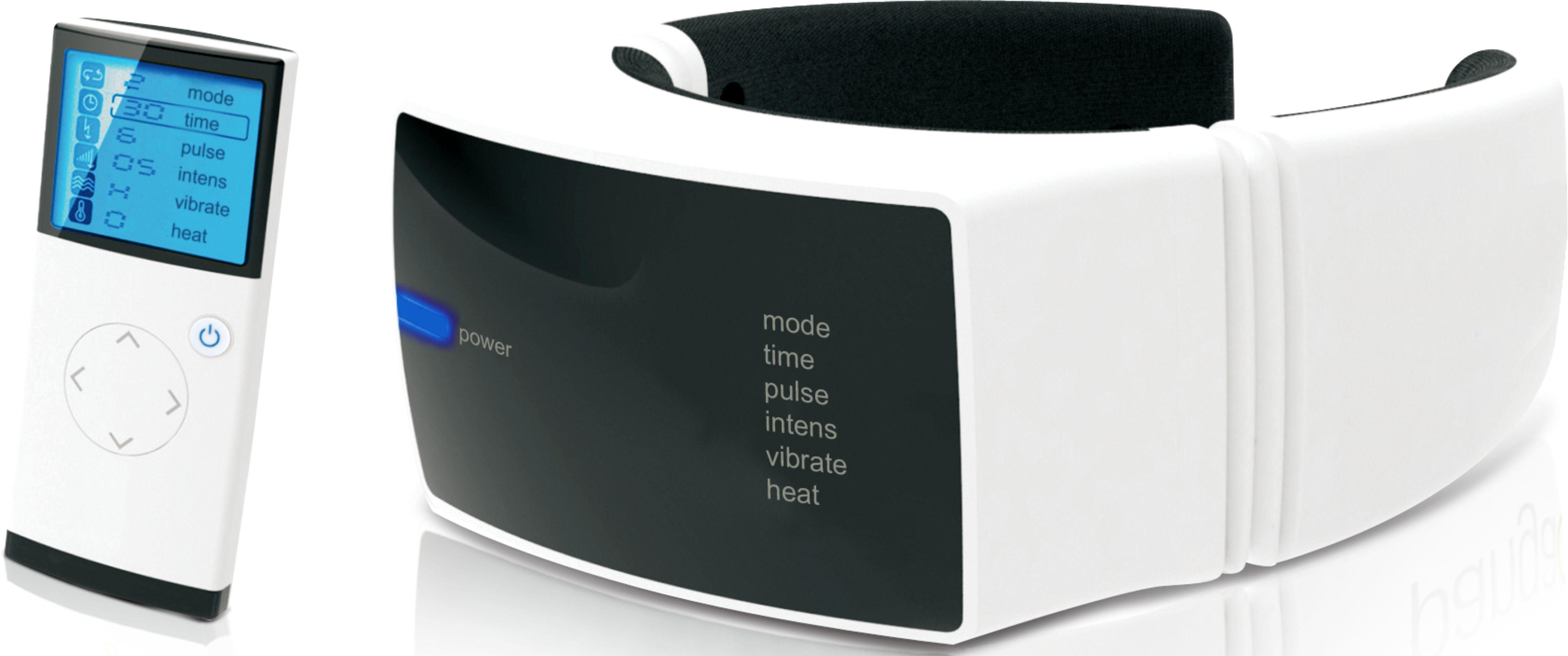 Maximex Elektrischer Nackenmasseur 93205+, 4-fache Wellness-Power für die beanspruchte Nackenpartie