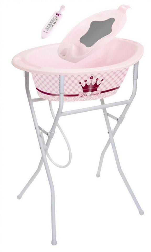 Rotho Babydesign Badeset StyLe!, 5-tlg.,  Little Princess  online kaufen