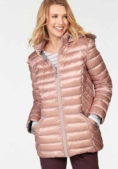 Daunenjacke in rosa   pink online kaufen   OTTO b0e68e6b00