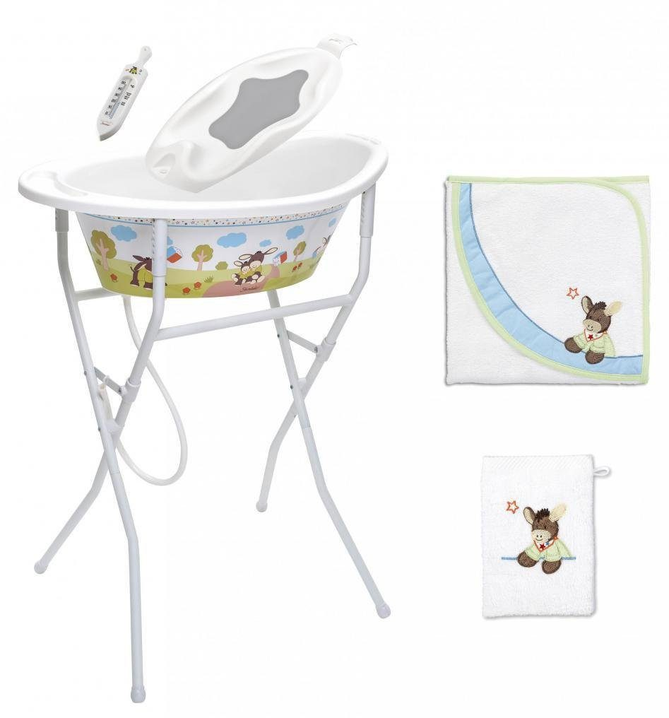 Rotho Babydesign Badeset StyLe!, 7-tlg., »Sterntaler Emmi plus«