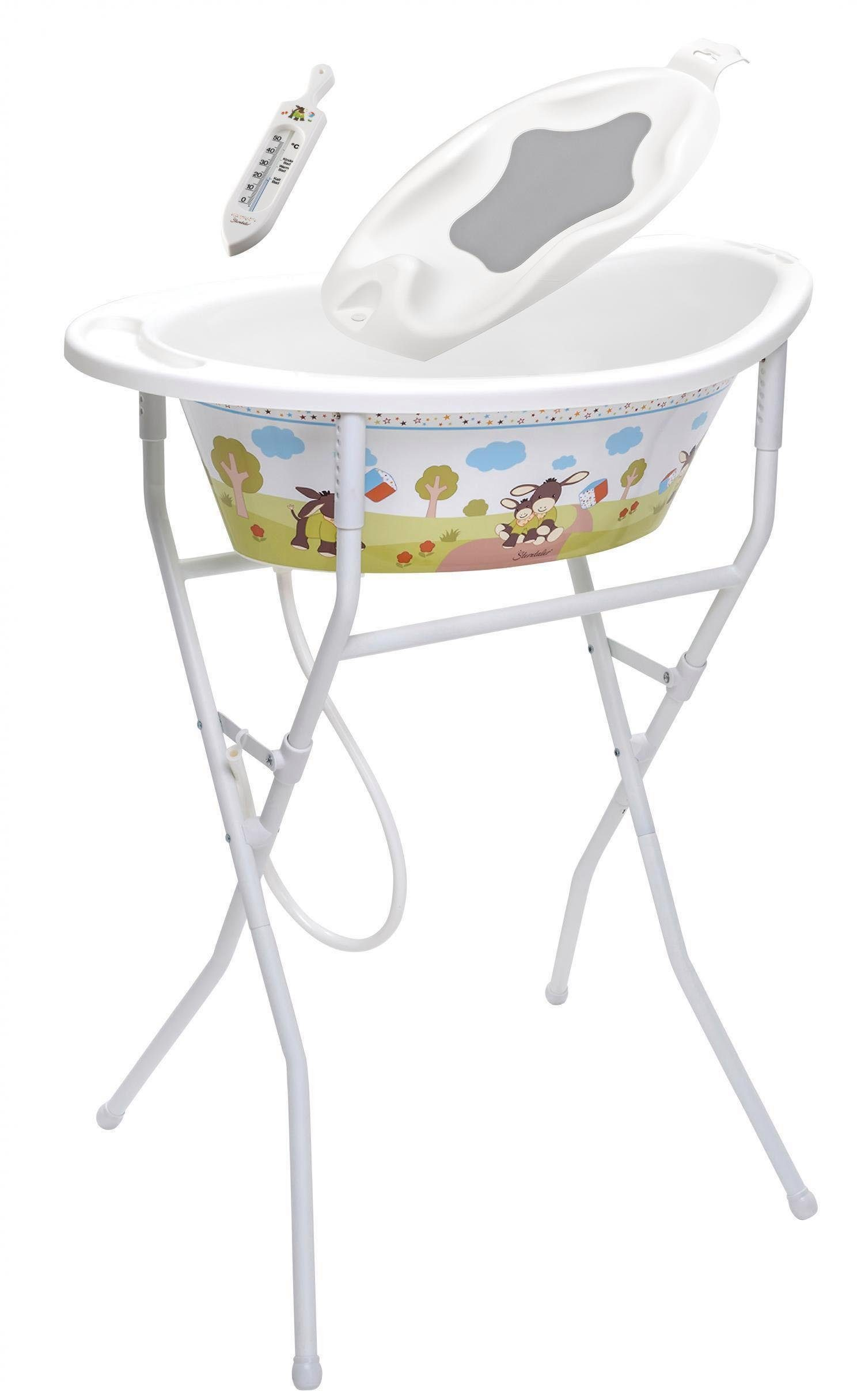 Rotho Babydesign Badeset StyLe!, 5-tlg., »Sterntaler Emmi«