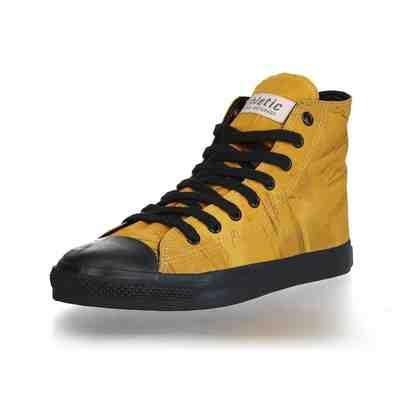 ETHLETIC Sneaker aus nachhaltiger und fairer Produktion »Black Cap Hi Cut Collection 18«