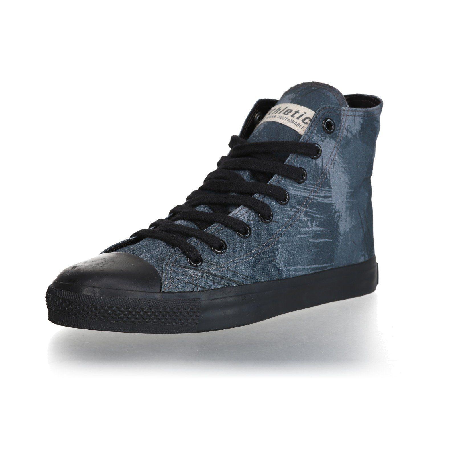 ETHLETIC Sneaker aus nachhaltiger und fairer Produktion Black Cap Hi Cut Collection 18 online kaufen  Dove Camo Indigo | Jet Bl