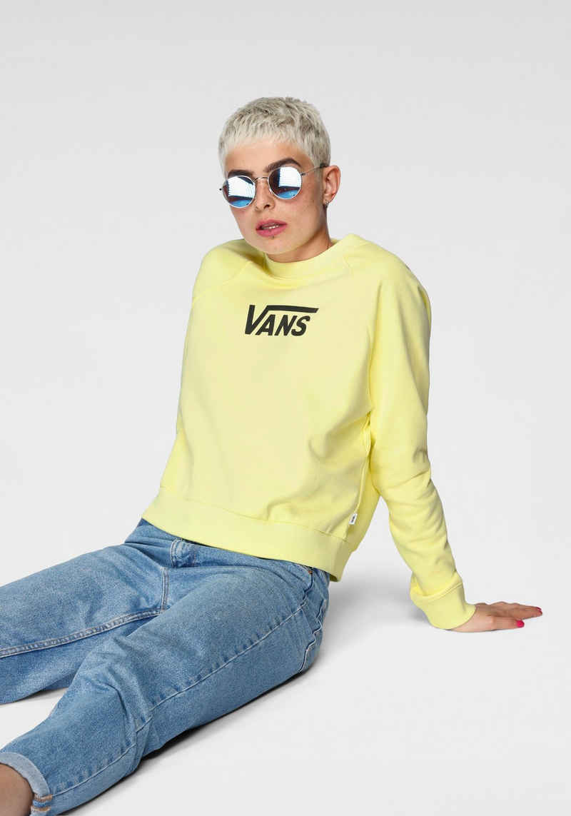 Vans Sweatshirt »FLYING V FT BOXY«