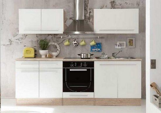 HTI-Living Einbauküche »Welcome«