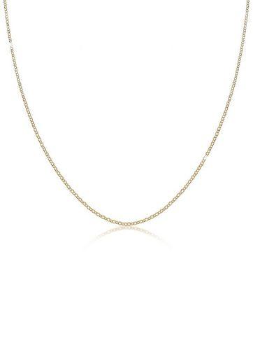 Elli Collierkettchen »Erbskette Kombinierbar für Anhänger 925 Silber«