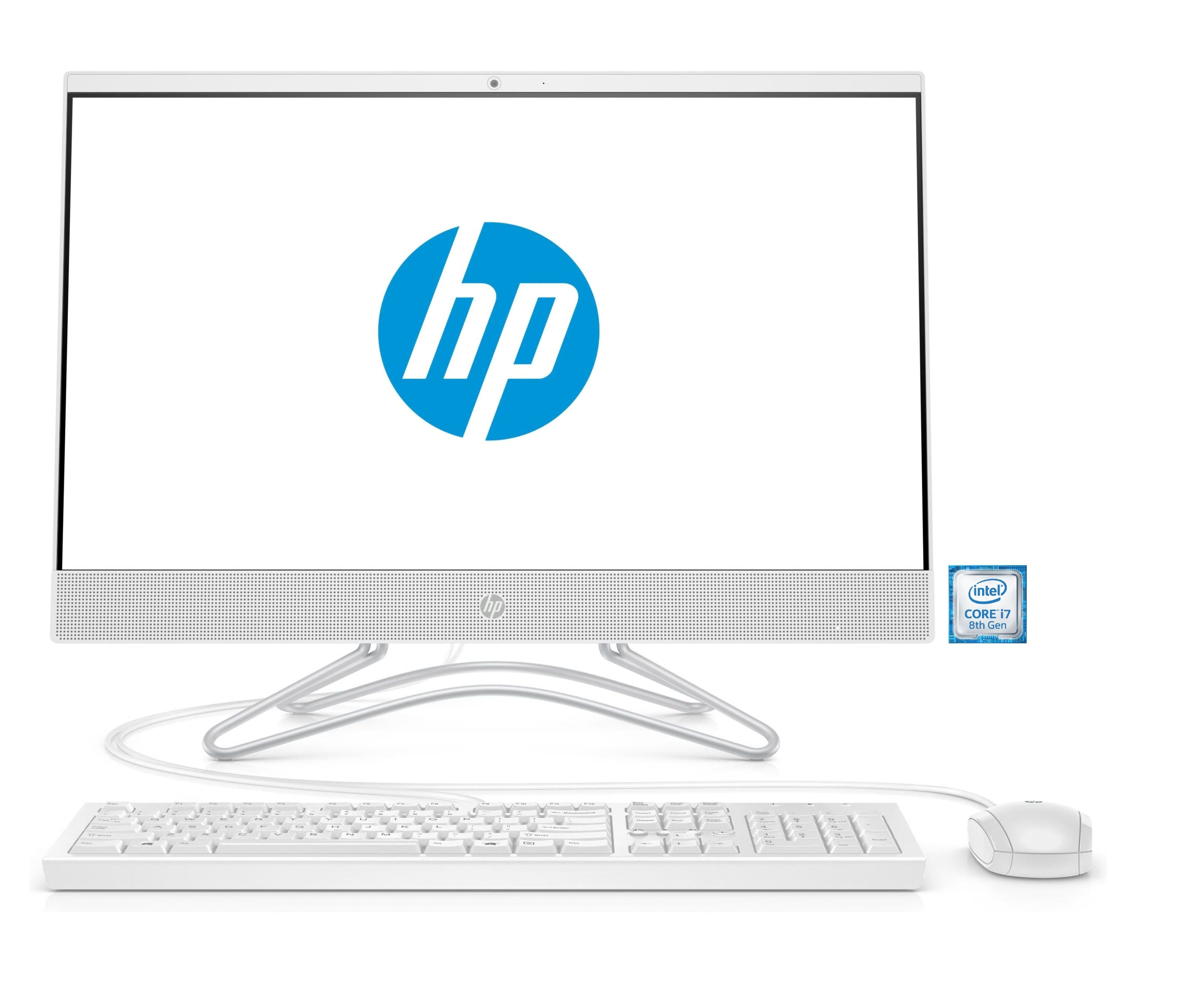 "HP 24-f0056ng All-in-One PC »Intel Core i7, 54,6 cm (21,5"")256 GB, 8 GB«"