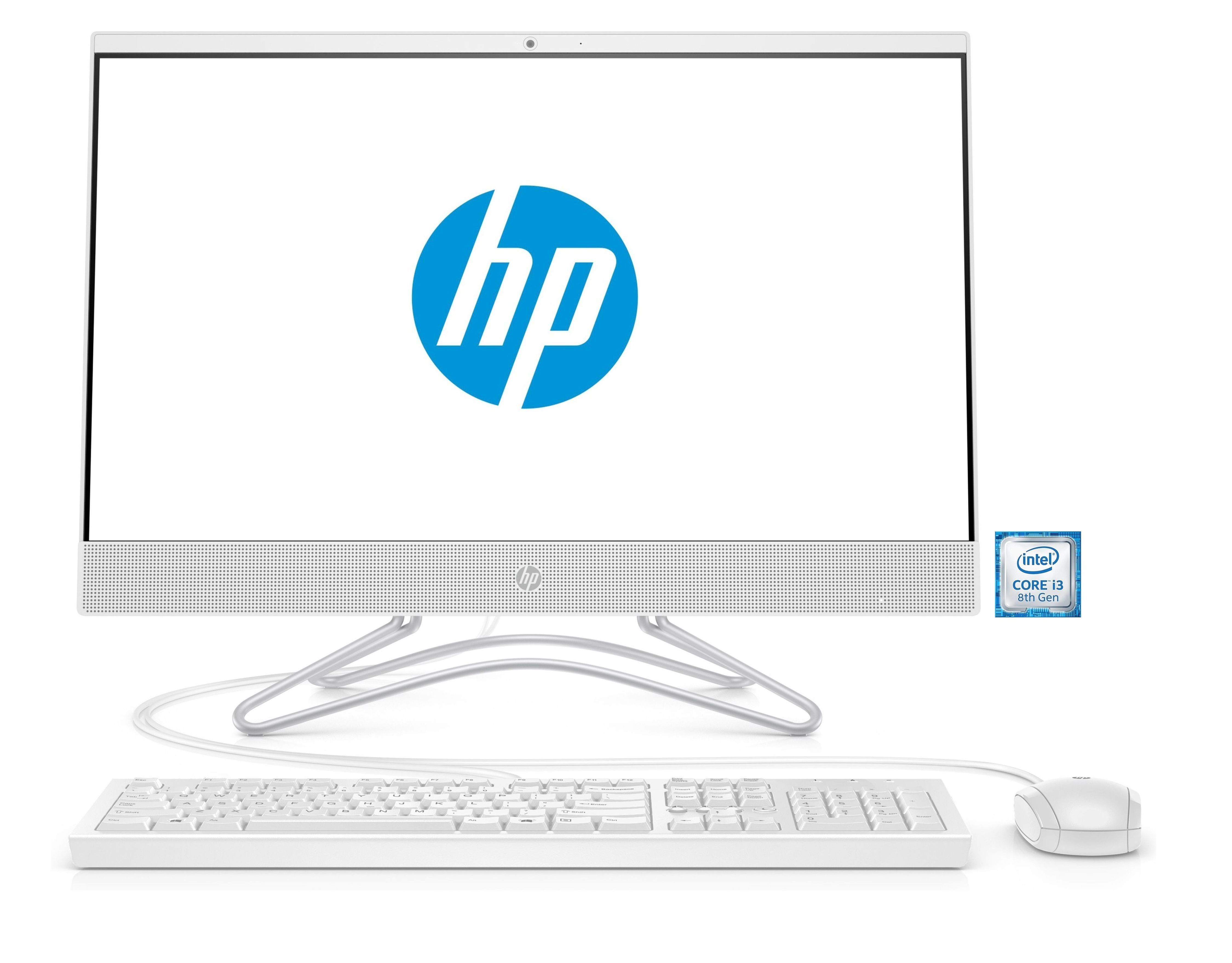 """HP 24-f0064ng All-in-One PC »Intel Core i3, 60,4 cm (23,8"""") 1 TB, 8 GB«"""