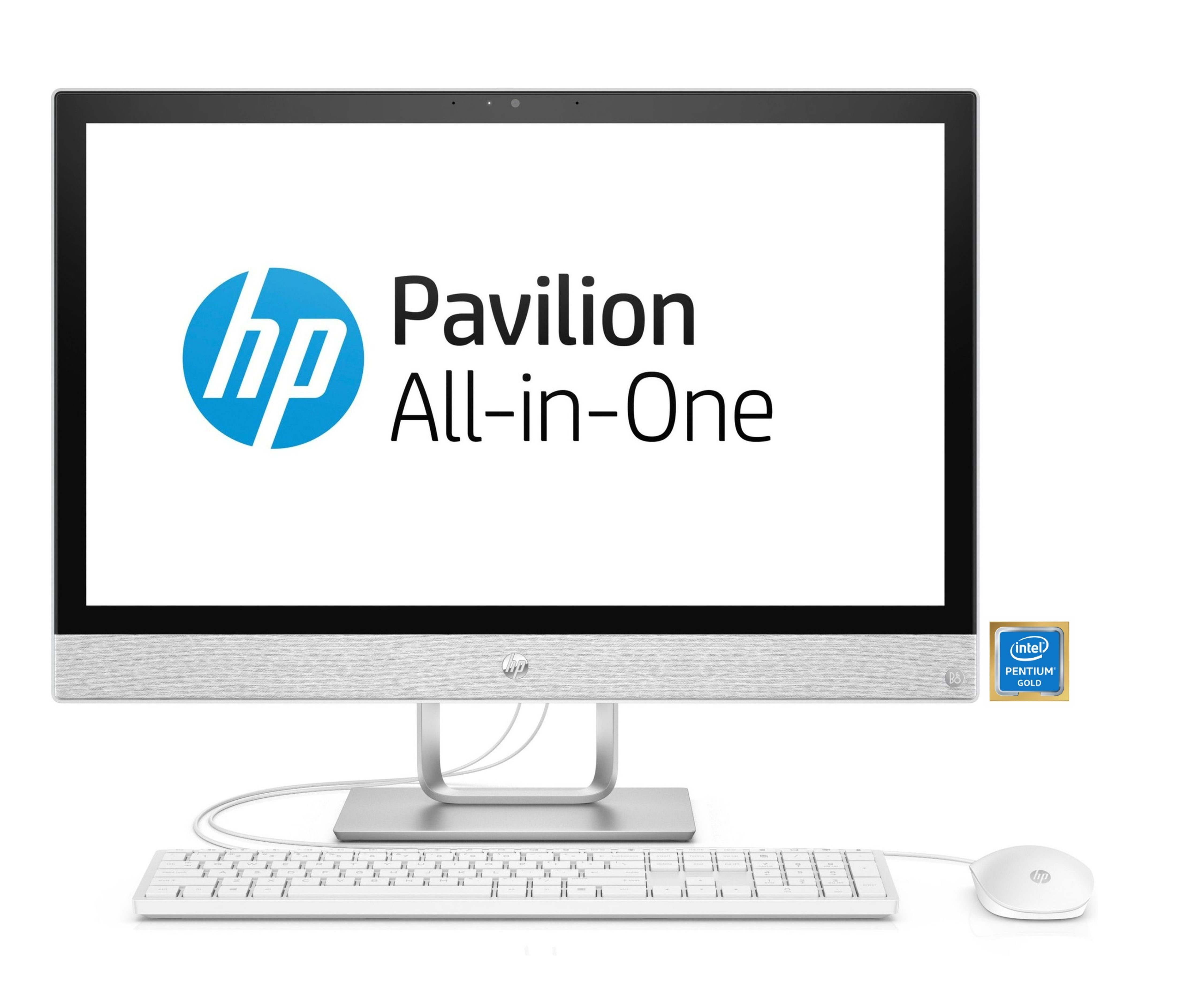 "HP Pavilion 24-r165ng All-in-One PC »Intel Pentium Gold, 60,4 cm (23,8"") 1 TB, 8 GB«"