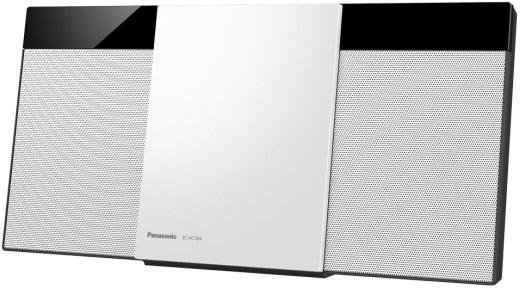 Panasonic »SC-HC304EG-K« Microanlage (Digitalradio (DAB), FM-Tuner mit RDS, 20 W)