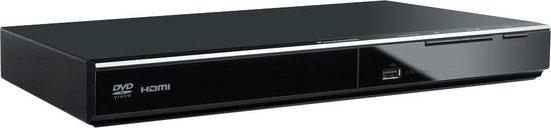 Panasonic »DVD-S700EG-K« DVD-Player