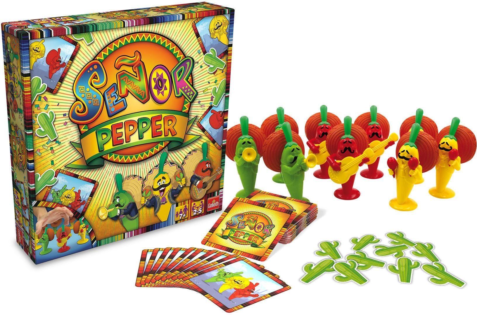 Goliath Geschicklichkeitsspiel »Señor Pepper«