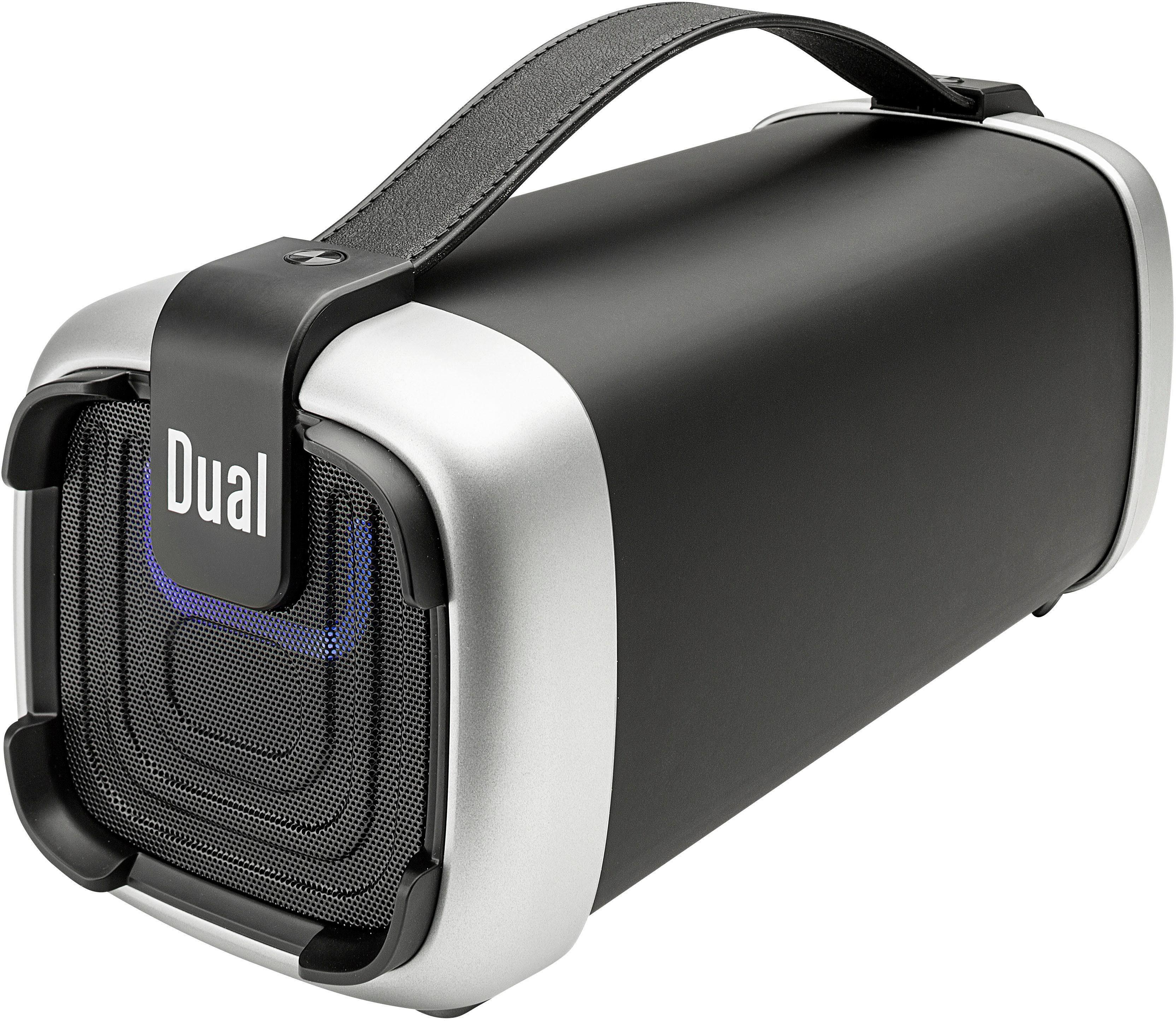 Dual BT10 2.1 Portable-Lautsprecher (Bluetooth, 13 W)