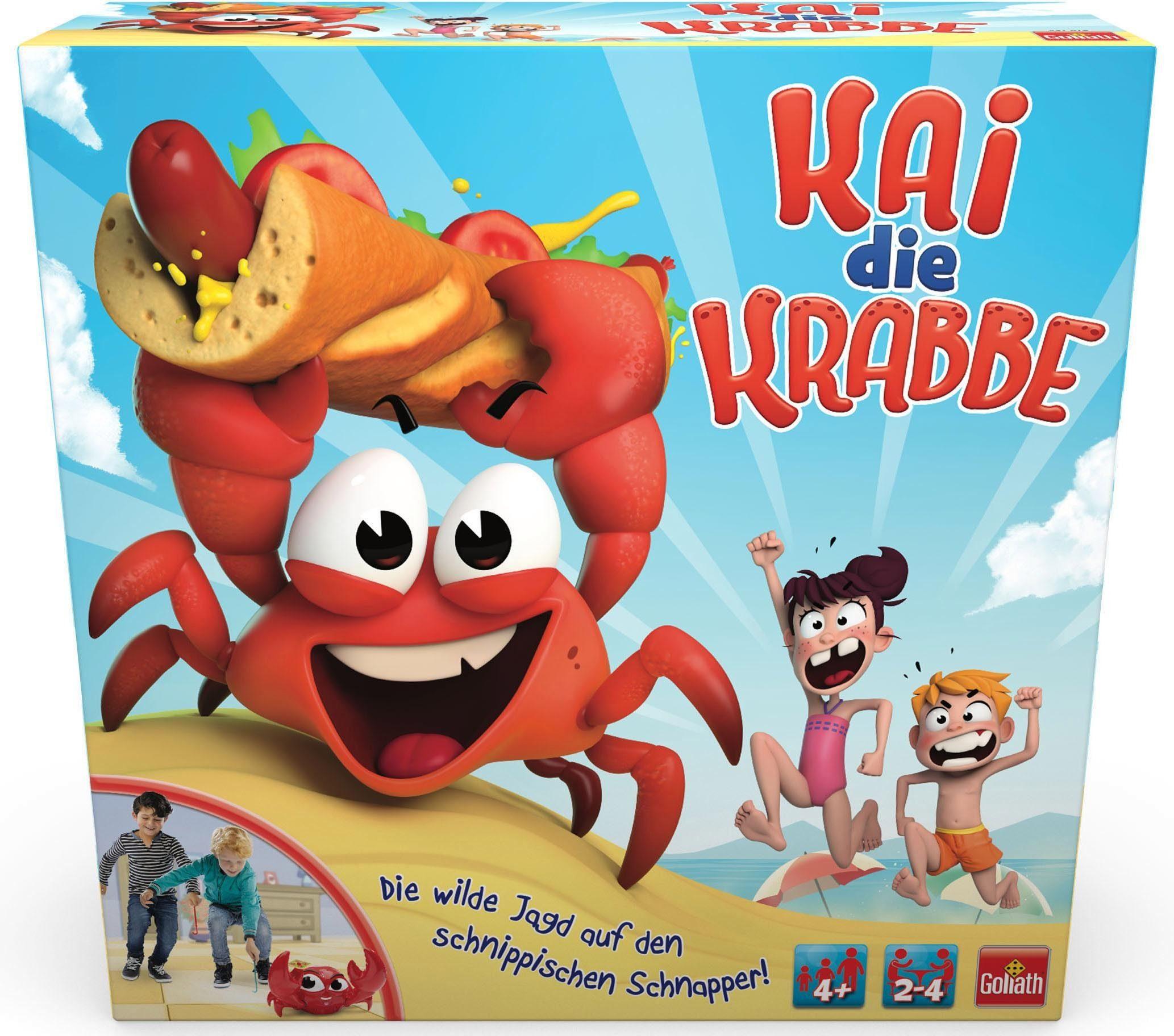 Goliath Kinderspiel, »Kai die Krabbe«