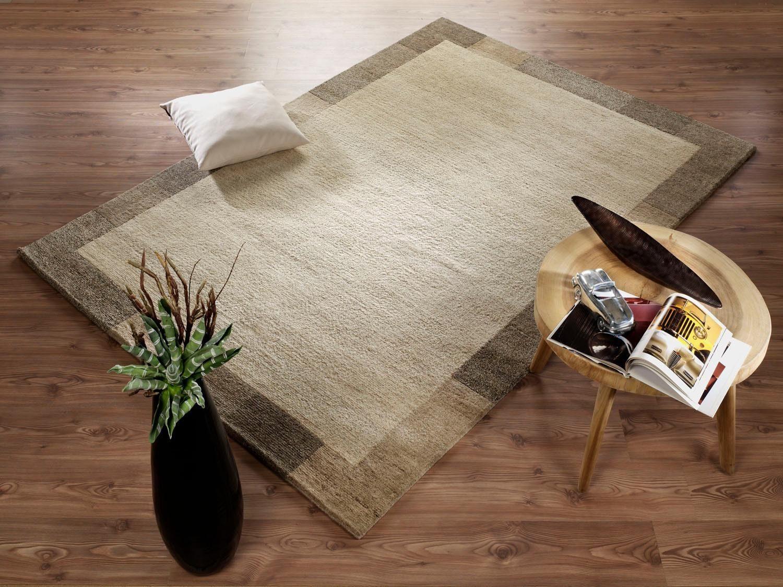 Orientteppich Avantgard Nizza, OCI DIE TEPPICHMARKE, rechteckig, Höhe 20 mm, handgeknüpft online kaufen