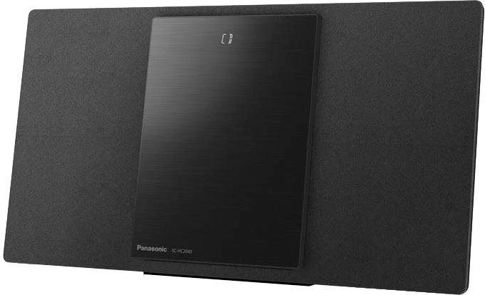 panasonic sc hc2040eg microanlage bluetooth wlan. Black Bedroom Furniture Sets. Home Design Ideas
