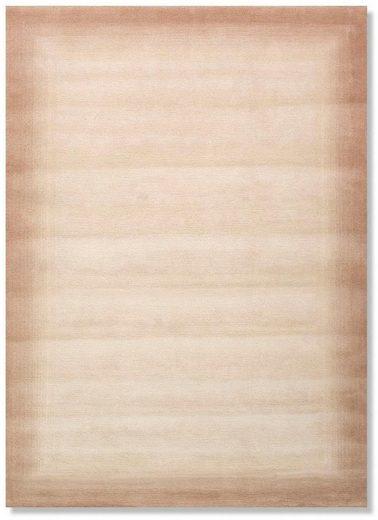 Wollteppich »Vinciano Tami«, OCI DIE TEPPICHMARKE, rechteckig, Höhe 8 mm, reine Wolle, handgeknüpft, Wohnzimmer