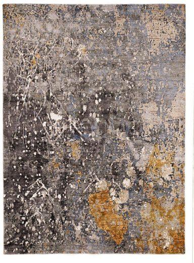 Teppich »Signature Orimon«, OCI DIE TEPPICHMARKE, rechteckig, Höhe 4 mm, handgeknüpft