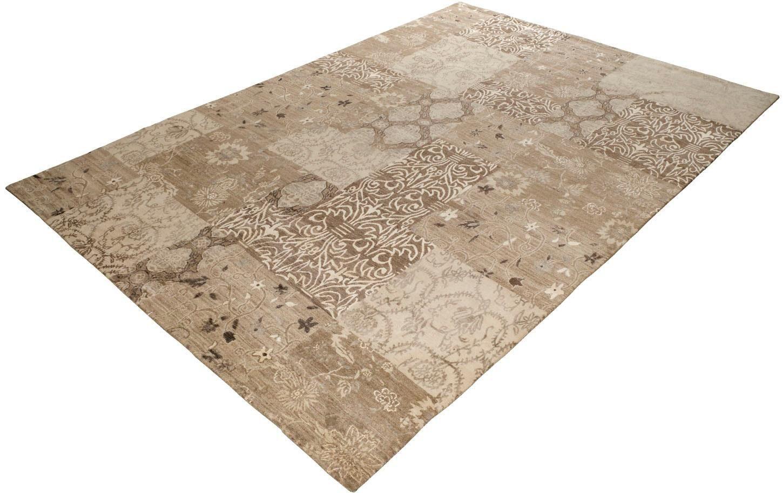 Teppich »Silk Natini«, OCI DIE TEPPICHMARKE, rechteckig, Höhe 5 mm, handgeknüpft