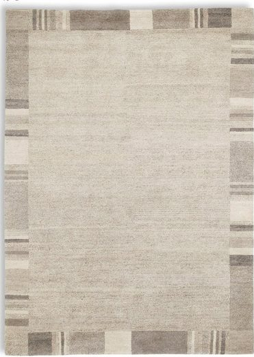 Teppich »Davina Kimit«, OCI DIE TEPPICHMARKE, rechteckig, Höhe 8 mm, handgeknüpft