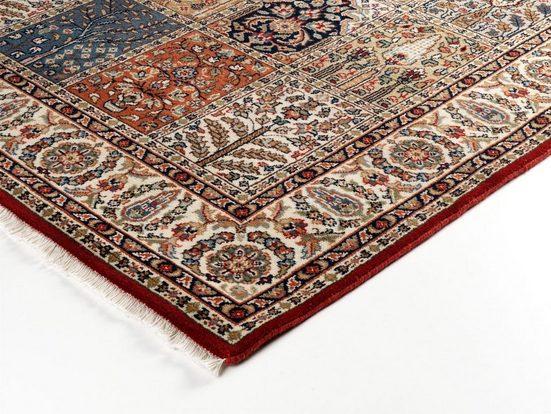 Orientteppich »Sarang Bakhtyari«  OCI DIE TEPPICHMARKE  rechteckig  Höhe 8 mm  handgeknüpft  100 % Wolle  mit Fransen