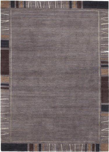 Orientteppich »Sensation Rekhi«, OCI DIE TEPPICHMARKE, rechteckig, Höhe 6 mm, handgeknüpft, Wohnzimmer