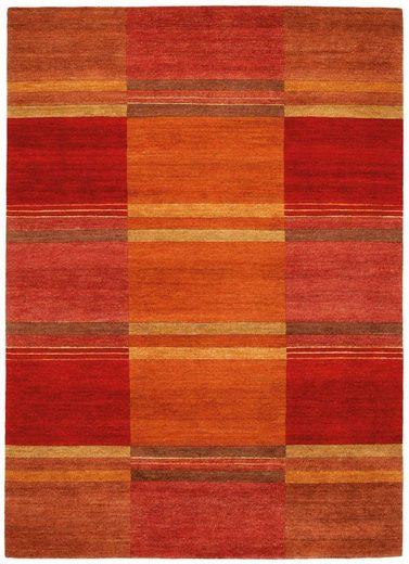 Teppich »Sensation Soya«, OCI DIE TEPPICHMARKE, rechteckig, Höhe 6 mm, handgeknüpft