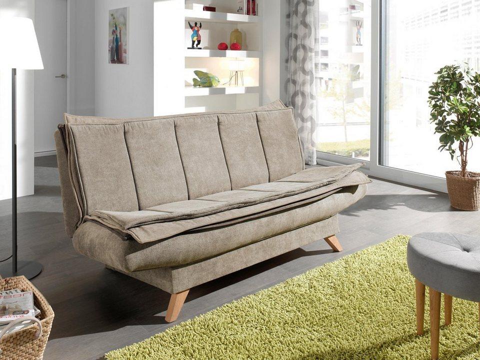 home affaire schlafsofa scorpio mit mattenoptik incl bettkasten online kaufen otto. Black Bedroom Furniture Sets. Home Design Ideas