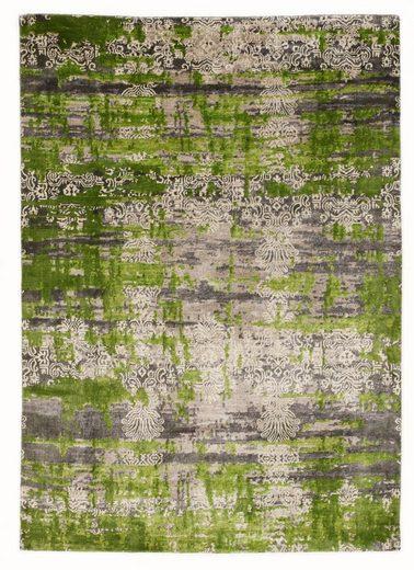 Teppich »Signature Fusion«, OCI DIE TEPPICHMARKE, rechteckig, Höhe 4 mm, handgeknüpft