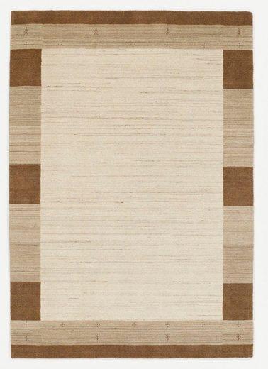 Wollteppich »Alagis Border«, OCI DIE TEPPICHMARKE, rechteckig, Höhe 6 mm, reine Wolle, Wohnzimmer