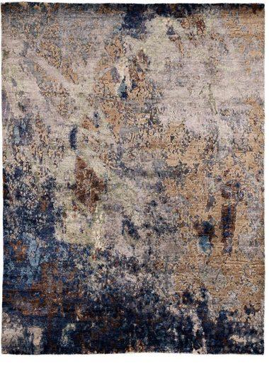 Teppich »Signature Awaro«, OCI DIE TEPPICHMARKE, rechteckig, Höhe 4 mm, handgeknüpft