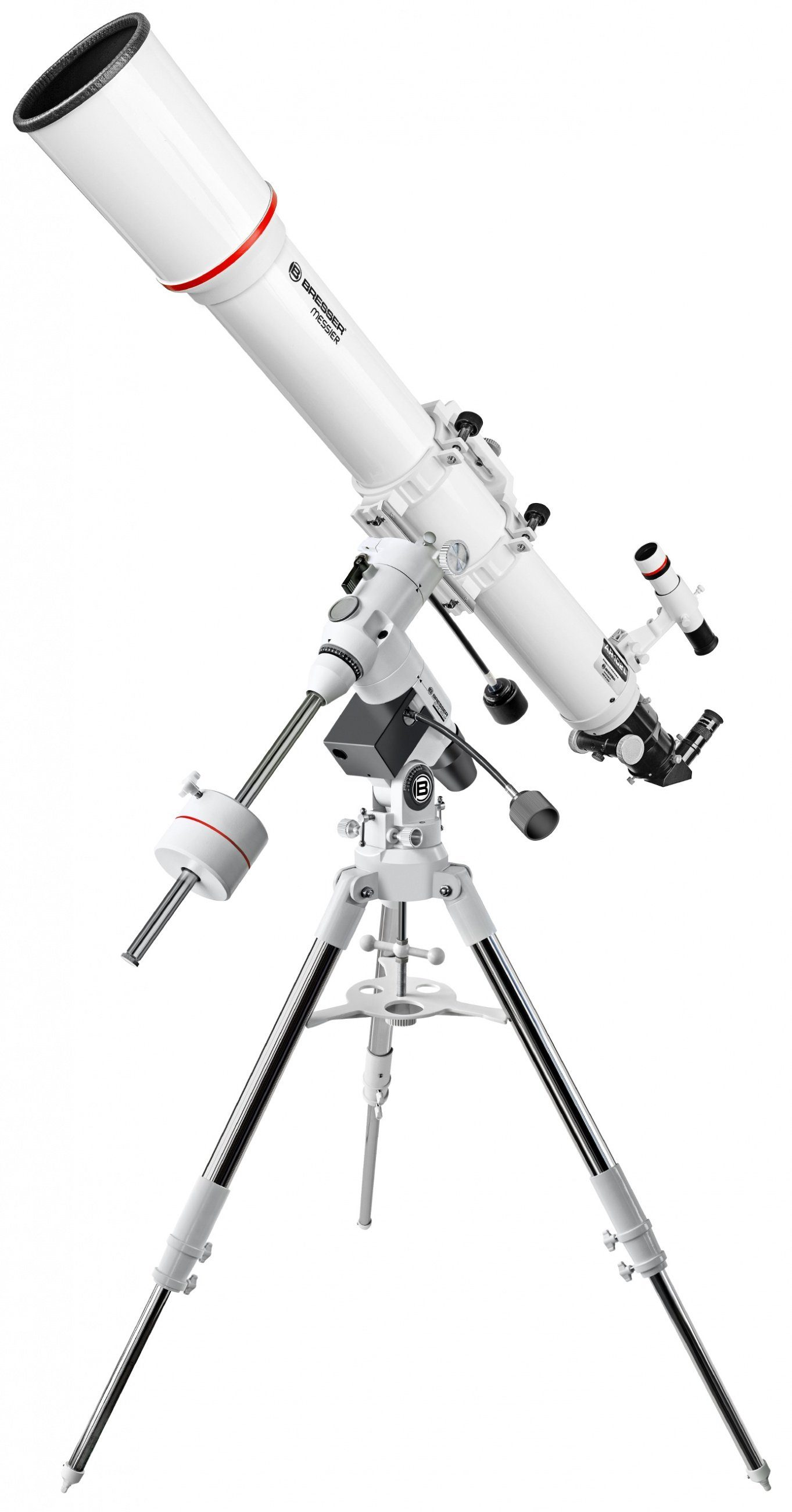 Bresser Teleskop »Messier AR-102L/1350 EXOS-2/EQ5«