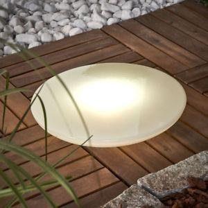 LED Gartenleuchte »BOWL«, 6er-Set mit Dämmerungsschalter