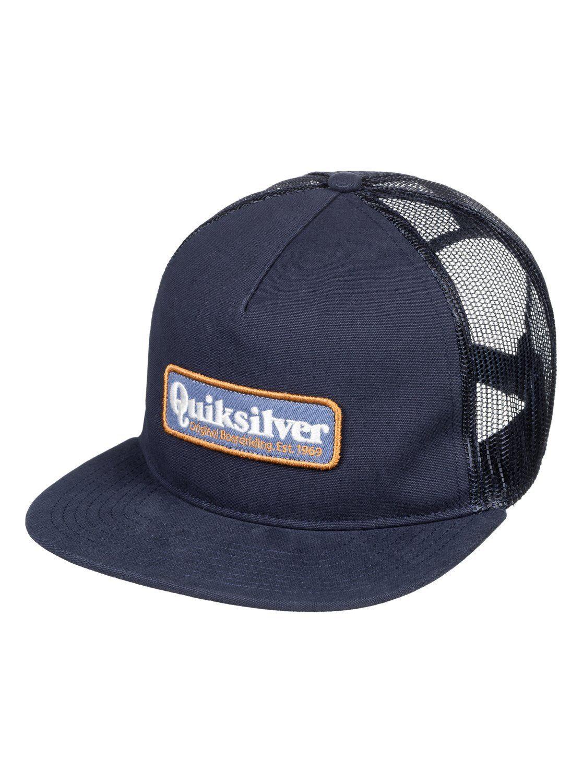 Quiksilver Trucker Cap »Pursey«