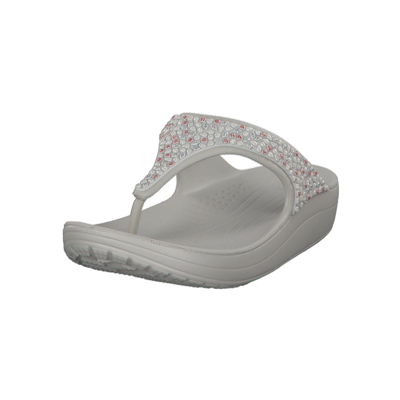 Crocs Zehentrenner online kaufen  white