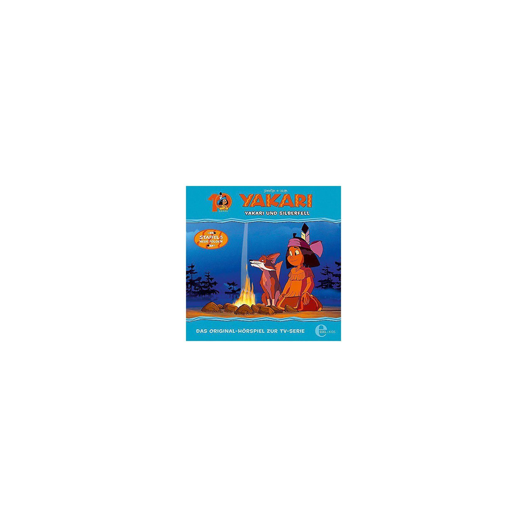 Edel CD Yakari 33 - Yakari und Silberfell