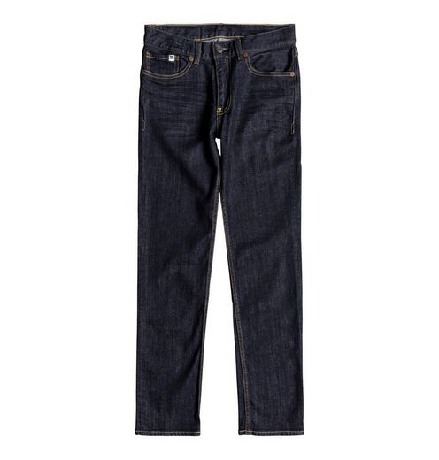 DC Shoes Slim Fit Jeans »Worker Indigo Rinse«