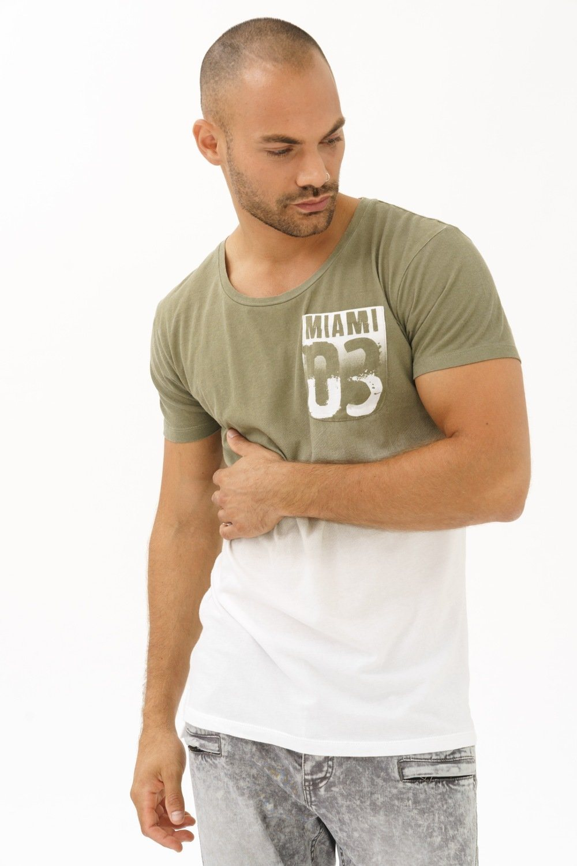 trueprodigy T-Shirt »Miami Zero3« | Bekleidung > Shirts > Sonstige Shirts | trueprodigy