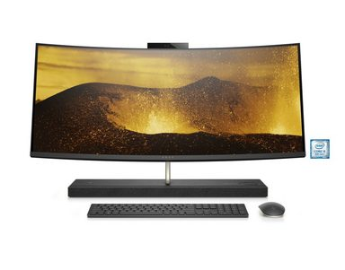"HP ENVY Curved 34-b151ng All-in-One PC »Intel Core i5, 86,3 cm (34"") 2 TB, 16 GB«"