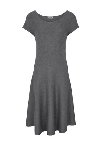 HEINE CASUAL megzta suknelė su Marškinėliai ...