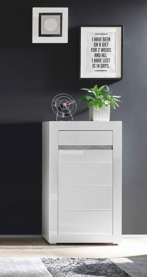 kommode carat breite 112 cm t ranschlag wechselbar online kaufen otto. Black Bedroom Furniture Sets. Home Design Ideas