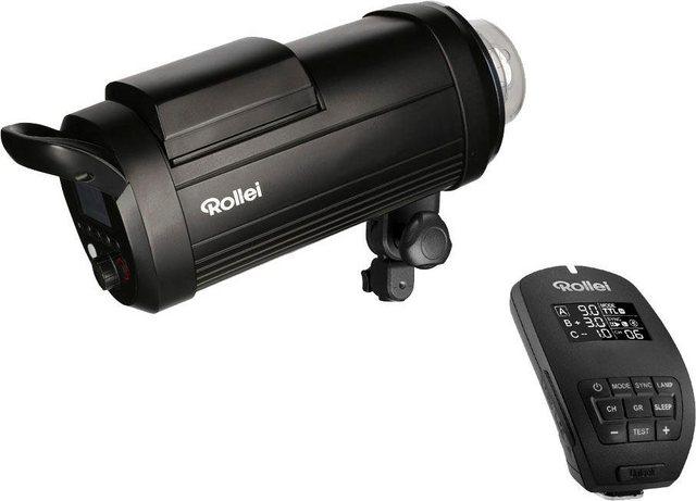 Blitzgeräte - Rollei »HS Freeze« Blitzgerät, (mit Funksender für Nikon)  - Onlineshop OTTO