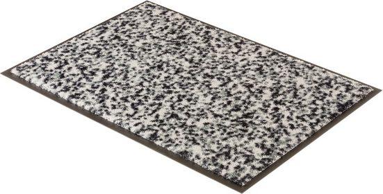 Fußmatte »Miami 004«, SCHÖNER WOHNEN-Kollektion, rechteckig, Höhe 7 mm, waschbar