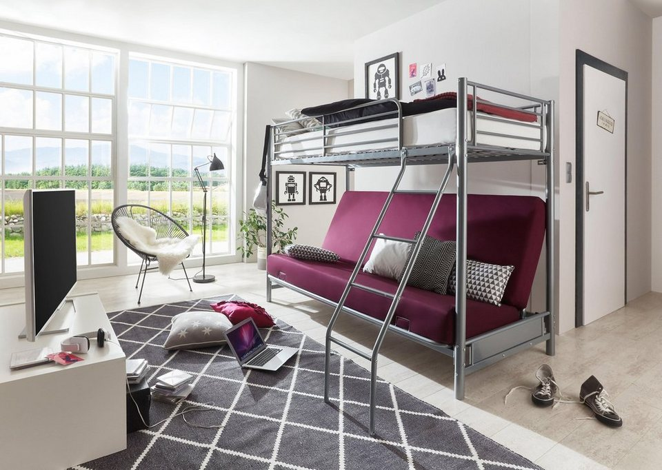 Etagenbett Metall Günstig : Atlantic home collection metall etagenbett kaufen otto