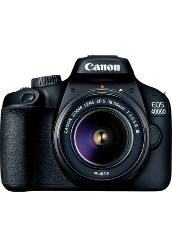 CANON »EOS 4000D 18-55mm III« Зе...