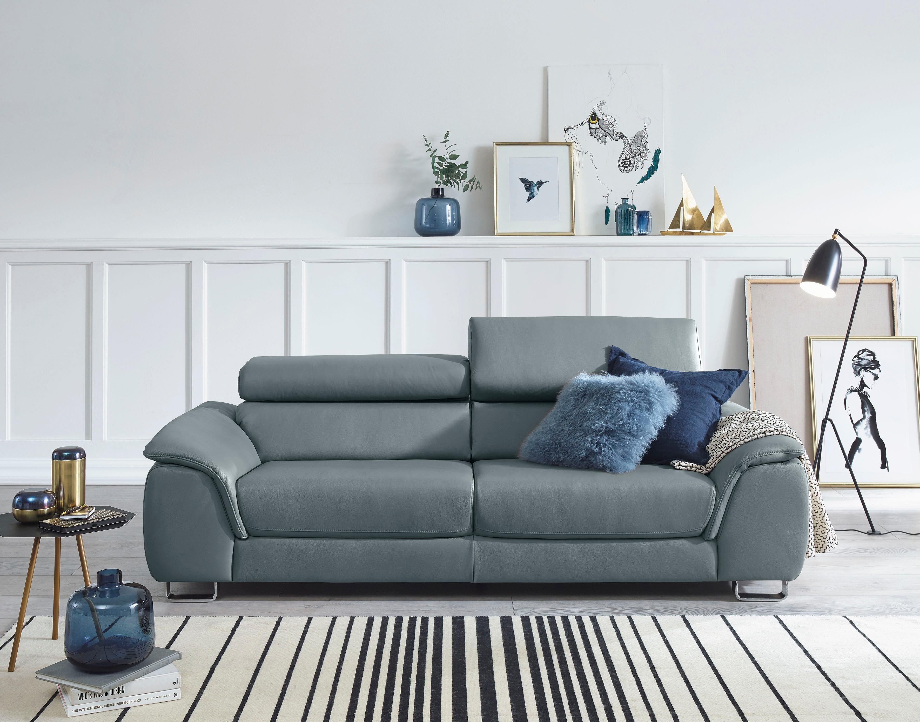 Leder 2 & 3 Sitzer Sofas online kaufen | Möbel-Suchmaschine ...